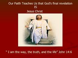 I Am The Light The Way The Light Of Faith