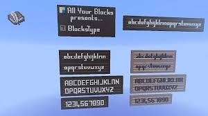 blockstype minecraft project
