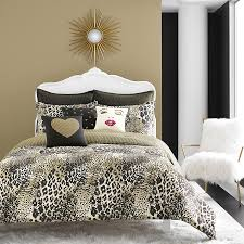 Bon Ton Bedding Sets by Betsey Johnson Wild Thing Comforter Set From Beddingstyle Com