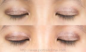 and glow stila shimmer and glow liquid eyeshadow in grace swatch and