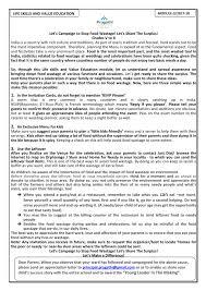 thanksgiving letter to parents pragathi central