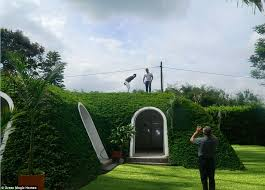 Eco Home Design Uk Hobbit Holes By Green Magic Homes Are Ready Made And Come With A