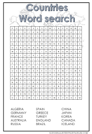 printable pictures of turkey the country countries word search free printable free time pinterest word