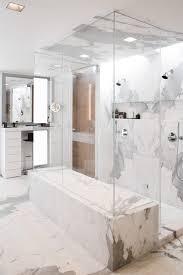 25 best glass bathroom ideas on pinterest modern bathrooms a look inside hourglass founder s art filled home
