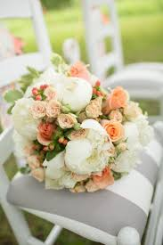 best 25 peach wedding bouquets ideas on pinterest peach flowers