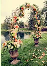 51 best wedding arches images on pinterest wedding arches