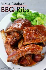 amazing crockpot ribs delicious slow cooker baby back rib recipe