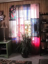 Hippie Drapes Best 25 Gypsy Curtains Ideas On Pinterest Scarf Curtains