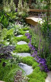 Stepping Stone Molds Uk by Best 25 Stepping Stone Paths Ideas On Pinterest Stone Paths