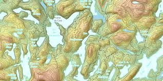 topographic maps my map ca topographic marine maps