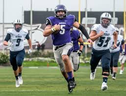 stout d leads to win over uw stout royal purple news