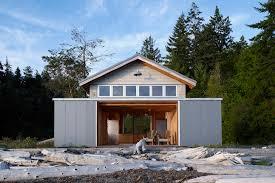 boat house boathouse inhabitat green design innovation architecture