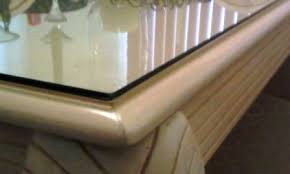 Dining Table Protector by Custom Table And Furniture Tops Lubbock Glass