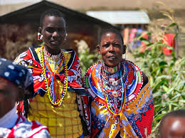 women u0027s beading groups u2014 beads for education inc