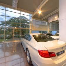 bmw showroom interior molito