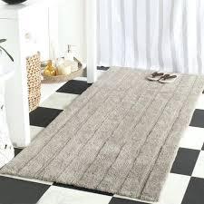 bathroom mat ideas light grey bathroom rugs northlight co