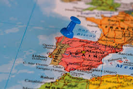 Maps Of Spain Spain Map Guide Of The World