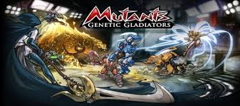 mutants genetic gladiators apk mutants genetic gladiators hack apk unlimited golds credits