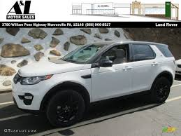 discovery land rover 2016 white 2016 fuji white land rover discovery sport hse 4wd 107011498