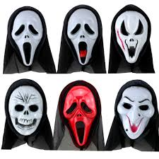 ghost face scream mask compare prices on scream scary online shopping buy low price