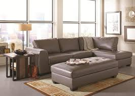 Montebello Collection Furniture Grey Leather Sectional Sofa Steal A Sofa Furniture Outlet Los