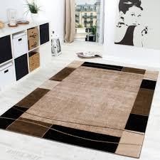 moderne teppiche f r wohnzimmer gemütliche innenarchitektur wohnzimmer modern braun funvit