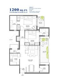 customizable house plans standard floor plan 2bhk 1050 sq ft customized floor plan 1200