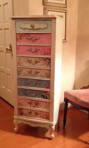 Shabby Chic Lingerie Chest by Sold On Reserve For Dawn Vintage French Provincial Lingerie Chest