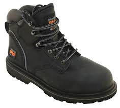 s boots size 12 wide timberland pro 6 pitboss steel toe 33032 wide black us size
