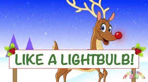 rudloph red nosed reindeer alternative fun lyrics