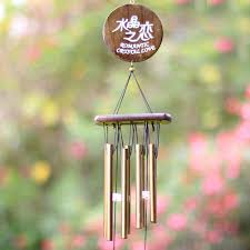 popular wood windchimes buy cheap wood windchimes lots from china