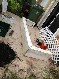 How To Build A Planter by How To Build A Planter Box From An Old Fence Snapguide