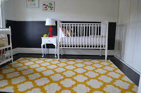 Baby S Room Charles Whyte A Rug To Warm The Baby U0027s Room