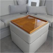 4 tray top storage ottoman ottoman exquisite coffee table with nesting stools ottoman tray