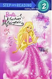 amazon barbie magic pegasus step reading
