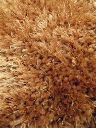 amazon com light brown shag rug 5 ft x 7 ft kitchen u0026 dining