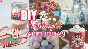 last minute diy holiday gift ideas youtube