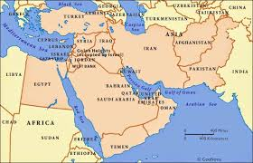 middle east map with countries middle east political map free printable maps