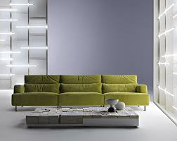 Green Sofa Bed Comfortable Leather Sofa New Versatile Sofa Toot By Cassina