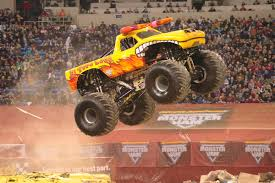 monster truck show times interview with becky mcdonough monster jam crew chief and driver