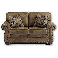 Leather Sofa Bed Amazon Com Ashley Furniture Signature Design Larkinhurst Sofa