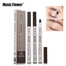 tattoo pen ebay patented microblading eyebrow tattoo pen waterproof fork tip sketch