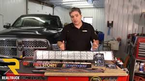 Firestorm Scanning Led Tailgate Light Bar how to install plasmaglow led lights youtube