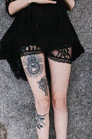 150 thigh tattoos for mind blowing pictures