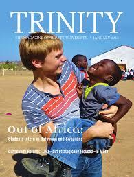 uncc resume builder january 2013 trinity university magazine by trinity university january 2013 trinity university magazine by trinity university issuu