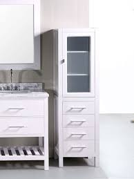 Bathroom Vanity With Matching Linen Cabinet by 36