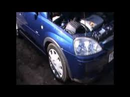 vauxhall corsa color code location youtube