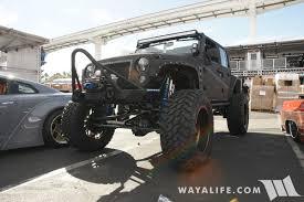 bronze wheels jeep 2016 sema sobecustoms asanti jeep jk wrangler unlimited