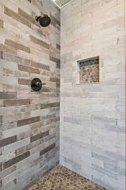 best 25 brick tile shower ideas only on pinterest tile floor