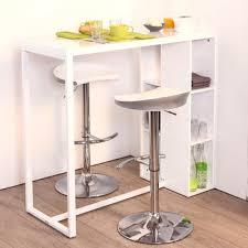 table meuble cuisine table haute avec tabouret pour cuisine cuisine en image